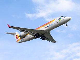 EC-IRI - Air Nostrum - Iberia Regional Canadair CL-600 CRJ-200
