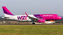 HA-LYO - Wizz Air Airbus A320 aircraft