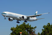 B-KQY - Cathay Pacific Boeing 777-300ER aircraft