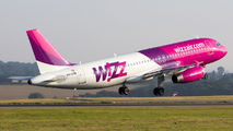 HA-LPN - Wizz Air Airbus A320 aircraft