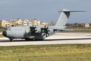 RAF Airbus A400M training in Malta title=