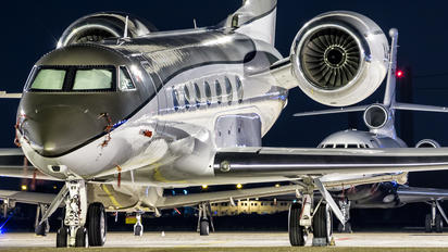 XA-BUA - Private Gulfstream Aerospace G-V, G-V-SP, G500, G550