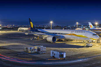 A6-JAA - Jet Airways Boeing 777-300ER