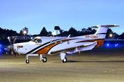 PP-CMD - Private Pilatus PC-12 aircraft