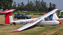 SP-2578 - Aeroklub Mielecki PZL SZD-30 Pirat aircraft