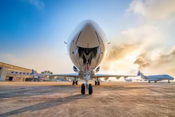 VT-JUI - Private Bombardier BD-100 Challenger 350 series
