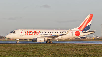 F-HBXF - Air France - Hop! Embraer ERJ-170 (170-100)