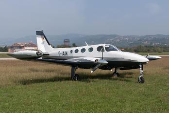 D-IAIN - Private Cessna 340