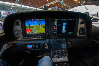 N984JP - Private Cirrus SR22