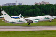 HZ-102 - Saudi Arabia - Government Boeing 737-800 BBJ aircraft
