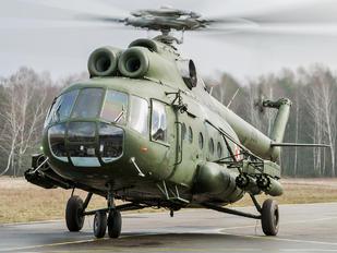 608 - Poland - Army Mil Mi-8T