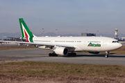 EI-EJK - Alitalia Airbus A330-200 aircraft