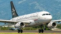 N522TA - TACA Airbus A319 aircraft