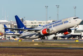 LN-RPM - SAS - Scandinavian Airlines Boeing 737-800