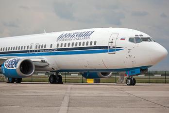 VQ-BNX - Moskovia Airlines Boeing 737-400