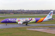 G-FBEM - Flybe Embraer ERJ-195 (190-200) aircraft
