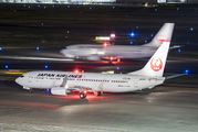 JA325J - JAL - Japan Airlines Boeing 737-800 aircraft