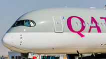 A7-ALF - Qatar Airways Airbus A350-900 aircraft
