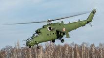 728 - Poland - Army Mil Mi-24V aircraft