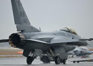 92-3883 - USA - Air Force Lockheed Martin F-16CJ Fighting Falcon