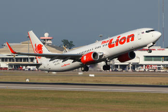 HS-LTO - Thai Lion Air Boeing 737-900ER