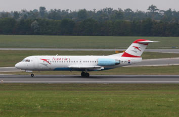 OE-LFH - Austrian Airlines/Arrows/Tyrolean Fokker 70