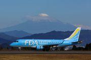 JA02FJ - Fuji Dream Airlines Embraer ERJ-170 (170-100) aircraft