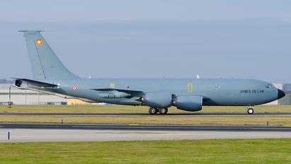 93-CG - France - Air Force Boeing C-135FR Stratotanker