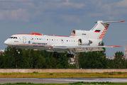 42440 - Roshydromet Yakovlev Yak-42 aircraft
