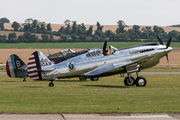 N80FR - The Fighter Collection Curtiss P-40C Warhawk aircraft