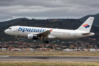 EC-IEJ - Spanair Airbus A320