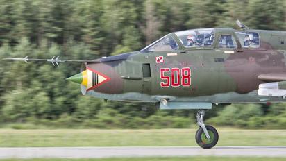 508 - Poland - Air Force Sukhoi Su-22UM-3K