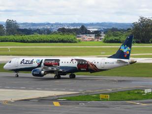 PR-AXB - Azul Linhas Aéreas Embraer ERJ-195 (190-200)