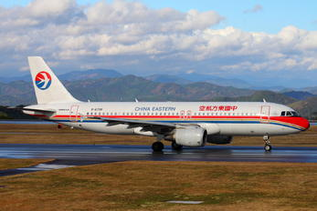 B-6798 - China Eastern Airlines Airbus A320
