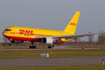 A9C-DHJ - DHL Cargo Boeing 767-200
