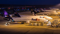 N602FE - FedEx Federal Express McDonnell Douglas MD-11F aircraft