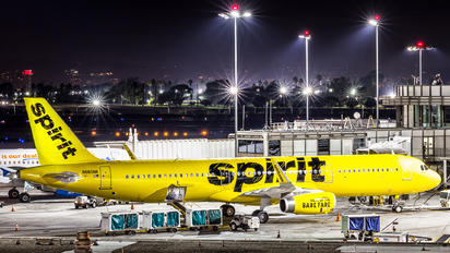 N660NK - Spirit Airlines Airbus A321