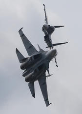 "RF-93665 - Russia - Air Force ""Falcons of Russia"" Sukhoi Su-30SM"