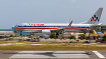 N857NN - American Airlines Boeing 737-800 aircraft