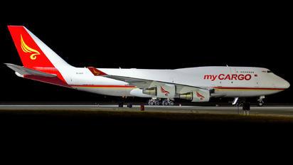 TC-ACF - MyCargo Boeing 747-400BCF, SF, BDSF