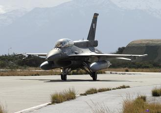 605 - Greece - Hellenic Air Force Lockheed Martin F-16D Fighting Falcon