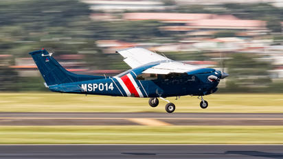 MSP014 - Costa Rica - Ministry of Public Security Cessna 210 Centurion