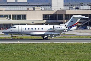 S5-ADE - Elit Avia Bombardier BD-100 Challenger 300 series