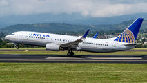 N16234 - United Airlines Boeing 737-800 aircraft