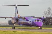 G-JECE - Flybe de Havilland Canada DHC-8-400Q / Bombardier Q400 aircraft