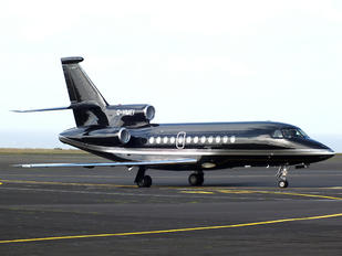 G-HMEI - Executive Jet Group Dassault Falcon 900 series