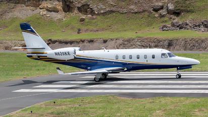N620KE - Aerobell Air Charter  Israel IAI 1125 Astra SPX