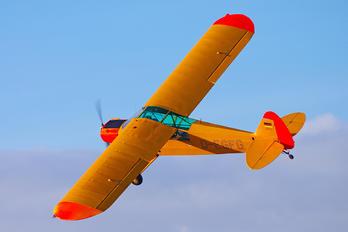 D-EGFG - Sportfluggruppe Nordholz/Cuxhaven Piper L-18 Super Cub
