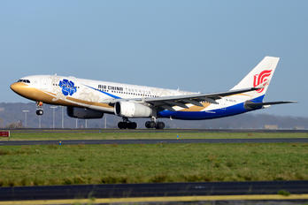 B-6076 - Air China Airbus A330-200