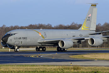 60-0345 - USA - Air National Guard Boeing KC-135T Stratotanker